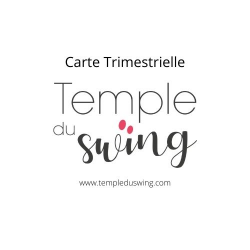 Carte Trimestrielle 2020/2021 - Cours de Bebop Perfectionnement à La Grotte Mardi 20h40 - 21h40  (1er trimestre)